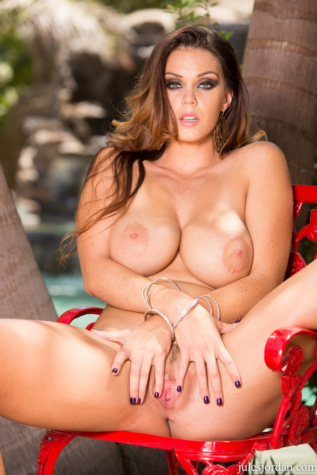 Alison Tyler Naturaly Gifted Big Tit Babe Hungry For Cock ...